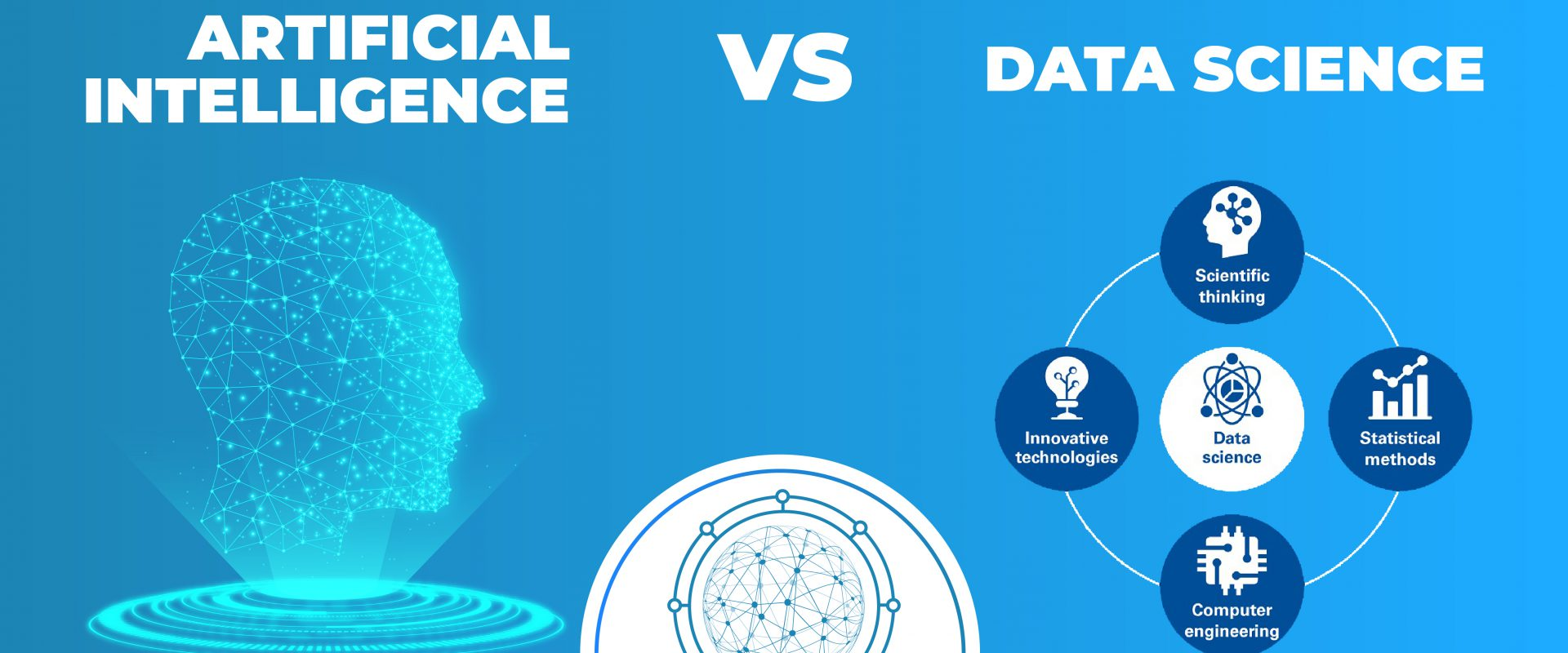 Data Science VS Artificial Intelligence