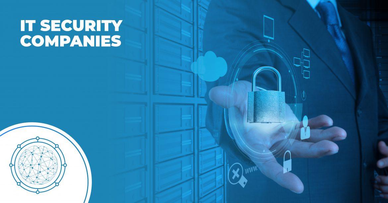 IT Security Companies - High Tech Magazine