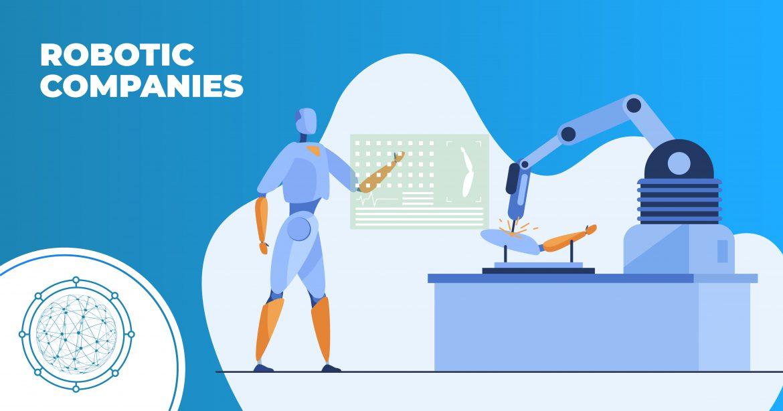 Top Robotic Companies - High Tech Magazine